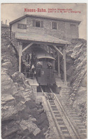 Niesenbahn- Station Niesen-Kulm - Animiert - 1911            (P-134-70411) - Funiculaires