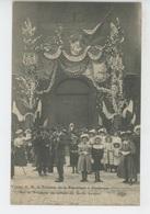 DUNKERQUE - Voyage De M. Le Président De La République à DUNKERQUE - Arc De Triomphe Des Enfants Des Ecoles Publiques - Dunkerque