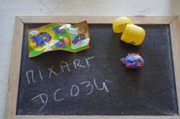 Kinder  Dc 034 - MonoBlocks