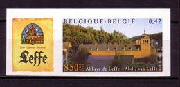 Jaar 2002 - 3073 - Leffe - Ongetand/non Dentelé/unperforated - Belgio