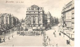 Bruxelles - CPA - Brussel - Boulevard Du Nord - Lanen, Boulevards