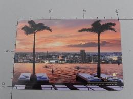 Marina Bay Sands - Singapore - Non Viaggiata - (3426) - Singapore