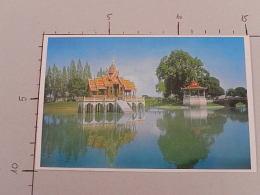 The Aisawan - Thipya At Pavillon Royal Summer Palace - Thailand - P.C. 723 - Non Viaggiata - (3449) - Tailandia