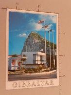 Gibraltar - 55J - Vista De La Roca Desde La Cara Notre - Non Viaggiata  - (3391) - Gibilterra