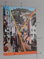 Lisbona Antiga - Prtugal - 5G - Non Viaggiata - (3430) - Lisboa