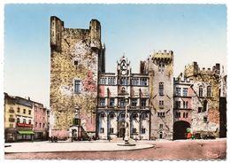 Cpsm 11 - Narbonne - L'Hôtel De Ville - Narbonne