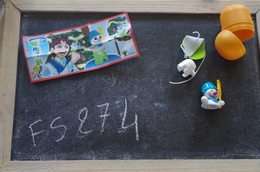 Kinder  Fs274 - MonoBlocks