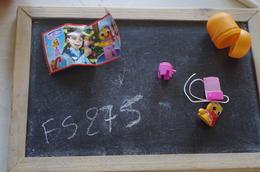 Kinder  Fs275 - MonoBlocks