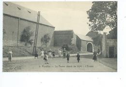 Roselies La Ferme Datant De 1824 L'Entrée - Farciennes