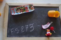 Kinder Fs273 - MonoBlocks