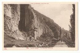 31 Saint Béat, La Carrière Romaine (425) - Frankreich