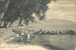 Cully Au Bord Du Lac - VD Vaud