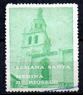 Viñeta Semana Santa Medina De Rioseco. - España