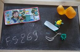 Kinder Fs269 - MonoBlocks