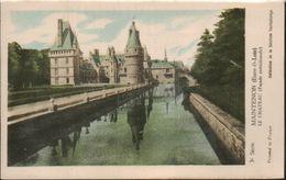 Maintenon Le Chateau Facade Meridionale - Maintenon