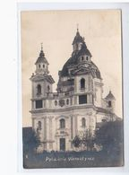 Pazaislio Vienuolynas 1927 PHOTOPOSTCARD 2 Scans - Litauen