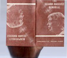 NEW ISSUE BULLETIN 1964 Elanor Roosevelt (132) - Malaysia (1964-...)