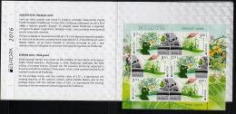 MOLDAVIE MOLDOVA 2016, EUROPA,  Carnet, Feuillet Non Fixé, Neuf / Mint. R2016carnetEUR - Europa-CEPT