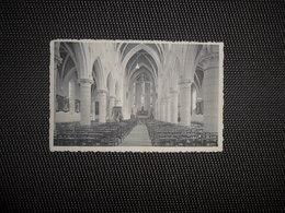 Huizingen  : L'Intérieur De L'Eglise - Beersel
