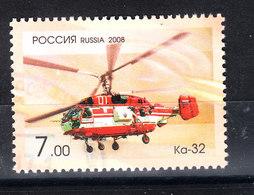 Russia   -   2008. Elicottero. Helicopter - Elicotteri