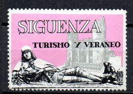 Viñeta  De Siguenza Turismo Y Veraneo. - Altri