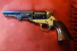 Revolver COLT Navy Sheriff 1851 Cal 36 - Militaria