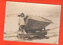 Tobruch Tobruk Tobruq Bambina Foto Con Dedica 1928 Italiani In Libia - Lugares