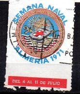 Viñeta  Semana Naval Almeria - Otros