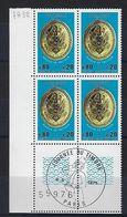 """FR Coins Datés FDC YT 1838 """" Journée Du Timbre """" Neuf** Paris Le 8.3.75 - Coins Datés"""