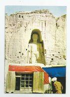 Afghanistan Boudha Géant De 53 M De Haut Taillé Dans La Falaise De Bamian Ed Photo Yves Sommavilla Visage De L'orient - Afghanistan