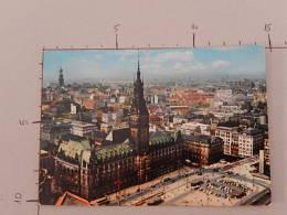 Hamburg - Rathausmarkt - 920/4 - Viaggiata  - (3232) - Harburg
