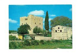 Cpsm - CYPRUS - Chateau De Kolossi  LIMASSOL - CHYPRE - Arbre Jardin Potager Cabane - Chypre