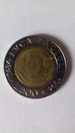 500 Lire - Repubblica Italiana - 1994 - Luca Pacioli - 500 Lire