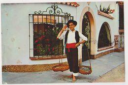 26523 MALAGA Tipico Marengo Vendeur Rue Hawler - Ed Agata 3002 -Leonce Joseph ? - Málaga