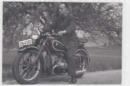Motorrad - Verm. BW Mod.R51/3 V. 1951            (P-135-70501) - Motos