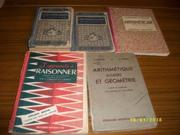 Lot N° 2 De 9 Livres - Books, Magazines, Comics
