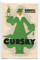 Jean Adrien Mercier Publicité Cointreau - Advertising