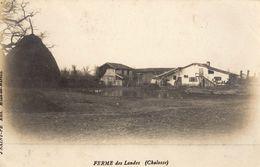 CHALOSSE (FERME DES LANDES) CARTE PHOTO - Sonstige Gemeinden