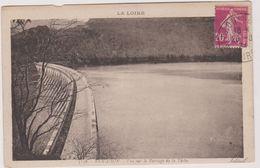 42  Renaison  Vue Sur Le Barrage  De La Tache - France