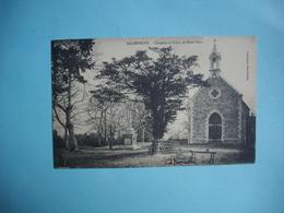 MALESTROIT  -  56  - Chapelle Et Croix De Saint Marc  -  Morbihan - Malestroit