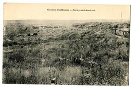 CPA  02 Chemin Des Dames - Cerny En Laonnois  ( Guerre ) - Autres Communes