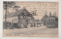 Booisschot (stoomtram - Tram à Vapeur Mechelbaan Statie) - Heist-op-den-Berg