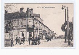 Lida Wilnaer Strasse Ca 1915 Judaica Aisik Winer OLD POSTCARD 2 Scans - Weißrussland
