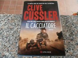 Il Cacciatore - Clive Cussler - Books, Magazines, Comics