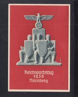 Reichsparteitag 1936 Nürnberg PK Am 8.9 Gelaufen - Duitsland