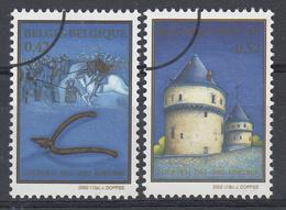 BELGIË - OPB - 2002 - Nr 3088/89 - (Gelimiteerde Uitgifte Pers/Press) - Belgique