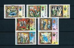 Dominica (Británica)  Nº Yvert  530/6  En Nuevo - Dominica (1978-...)