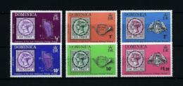 Dominica (Británica)  Nº Yvert  383/8  En Nuevo - Dominica (1978-...)