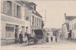 Lot De 37 CPA Des Départements De La Région Parisienne (91-92-93-94-95) Dont De Très Bonnes Cartes - Cartes Postales