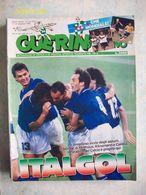 GUERIN SPORTIVO = NR.24 GIUGNO1990 = FILM DEL MONDIALE+ GIOCATORI DI 24 SQUADRE - Sport